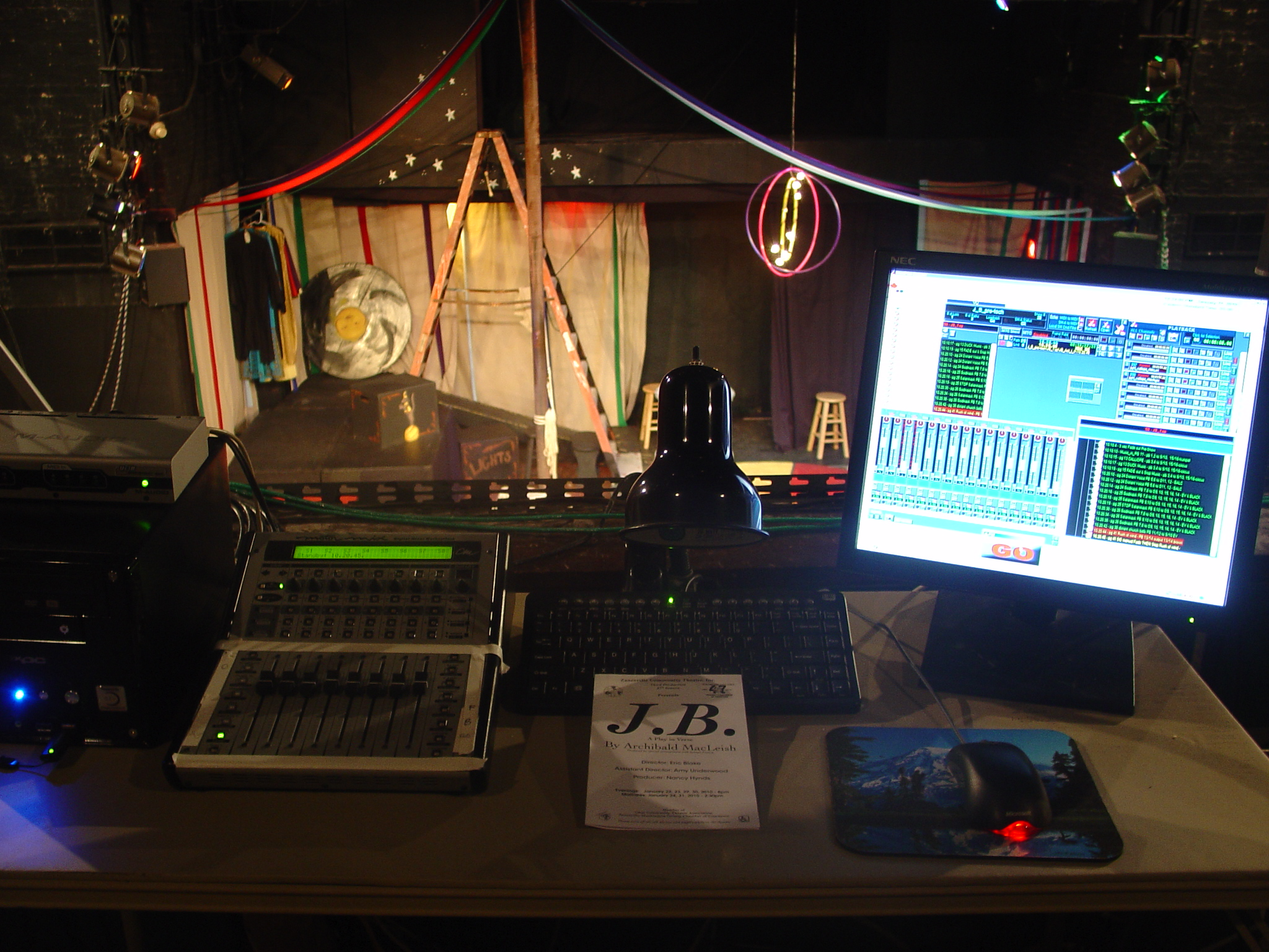 Theatre Sound Design, Show Control & Virtual Sound System Core Audio Engine Software